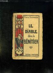 Le Diable Dans Le Benitier. - Couverture - Format classique