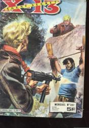 X-13 - Agent Secret - L'Homme Diabolique - Mensuel N°397 - Couverture - Format classique