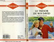 Les Tresors Du Roi David - Master Of Glen Crannach - Couverture - Format classique