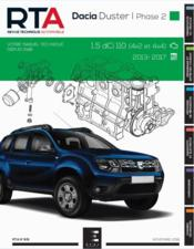 Vente livre :  REVUE TECHNIQUE AUTOMOBILE N.831 ; Dacia Duster break 5p i phase 2 2013-09  - Etai - Collectif