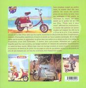 Scooter De A A Z, Marques & Modeles - 4ème de couverture - Format classique