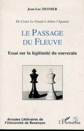 Le Passage Du Fleuve - Couverture - Format classique