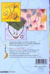 Reves De Perles - 4ème de couverture - Format classique
