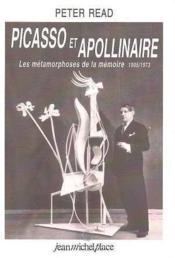 Picasso et Apollinaire ; les métamorphoses de la mémoire - Couverture - Format classique