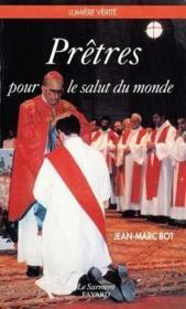 Prêtres pour le salut du monde - Couverture - Format classique