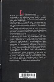 Starshooter - 4ème de couverture - Format classique
