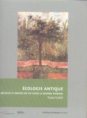 Ecologie Antique - Intérieur - Format classique
