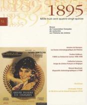 Revue 1895 N.51 - Couverture - Format classique