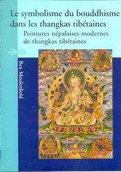 Symbolisme Du Bouddhisme Dans Thangkas - Intérieur - Format classique