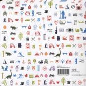 Pictos, logos & tags au point de croix - 4ème de couverture - Format classique