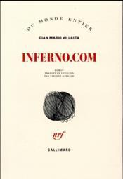 Inferno.com - Couverture - Format classique