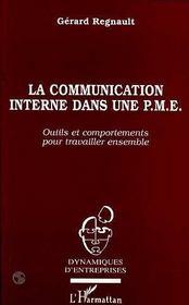 La Communication Interne Dans Une Pme - Intérieur - Format classique