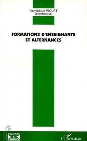 Formations D'Enseignants Et Alternances - Intérieur - Format classique