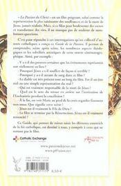 Guide de la passion ; 100 questions sur la passion du christ, le film de mel gibson - 4ème de couverture - Format classique
