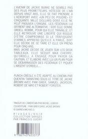 Punch Creole - Rn N 294 - 4ème de couverture - Format classique