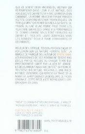 Coronado - 4ème de couverture - Format classique