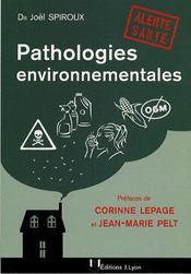 Pathologies environnementales ; alerte santé - Intérieur - Format classique