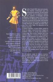 Magellan - 4ème de couverture - Format classique