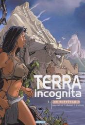 Terra incognita t.1 ; les survivants - Couverture - Format classique