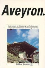 Encyclopedies Regionales ; Aveyron - Couverture - Format classique