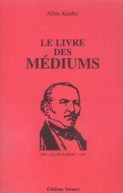 Le Livre Des Mediums - Intérieur - Format classique