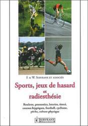 Sport. Jeux De Hasard Et Radiesthesie - Couverture - Format classique