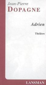 Adrien - Couverture - Format classique