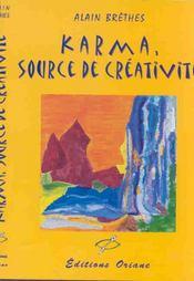 Le karma source de creativite - Intérieur - Format classique
