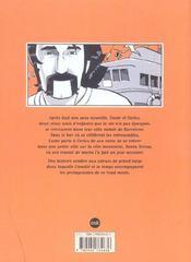 Reve Mexicain - 4ème de couverture - Format classique