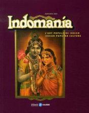 Indomania ; l'art populaire indien - Intérieur - Format classique