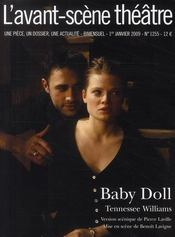 Vente livre :  Baby Doll ; janvier 2009  - Tennessee Williams