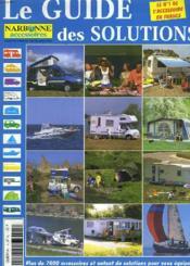 Catalogue Narbonne Accessoires N° 11. Le Guide Des Solutions. Camping-Cars, Caravenes, 4x4, Monospaces, Mobil-Homes, Bateaux... - Couverture - Format classique