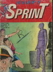 Harry Sprint - N°5 - Couverture - Format classique