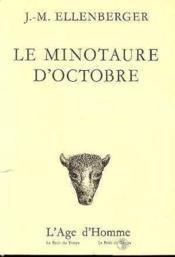 Le Minotaure D'Octobre - Couverture - Format classique