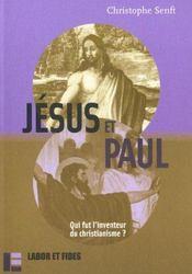 Jesus Et Paul - Intérieur - Format classique
