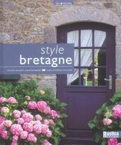 Style Bretagne - Intérieur - Format classique