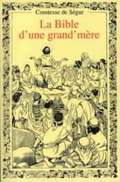 La bible d'une grand-mère - Couverture - Format classique