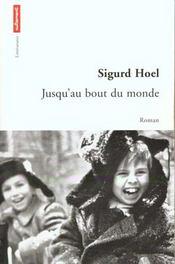 Jusqu'Au Bout Du Monde - Intérieur - Format classique