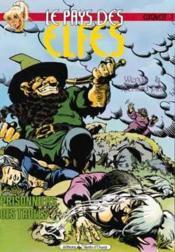 Le pays des elfes t.7 ; prisonnier des trolls - Couverture - Format classique