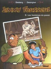 Jimmy Tousseul t.9 ; les fantÖmes du passé - Intérieur - Format classique