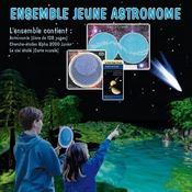 Ensemble Jeune Astronome - Intérieur - Format classique