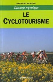 Cyclotourisme (Le) - Dp - Couverture - Format classique