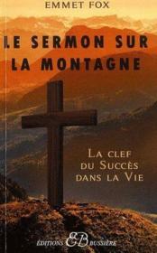 Le sermon sur la montagne - Couverture - Format classique