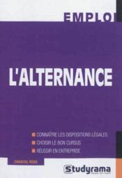 Vente livre :  L'alternance  - Chantal Rens