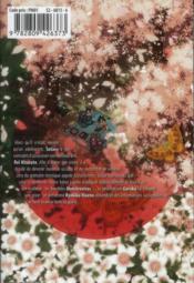 Kaitaishinsho zéro - le livre des monstres t.4 - 4ème de couverture - Format classique