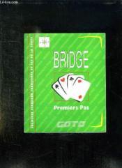 Bridge Premiers Pas. - Couverture - Format classique
