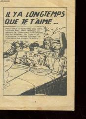 Album Bd - Kiss - Il Y A Longtemps Que Je T'Aime - Couverture - Format classique