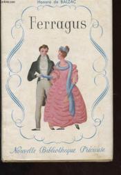 Histoire Des Treize - Ferragus - Couverture - Format classique
