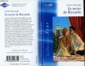 Le Secret De Riccardo - Riccardo'S Secret Child - Couverture - Format classique