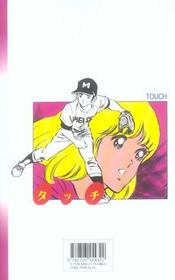 Touch t.6 - 4ème de couverture - Format classique